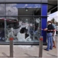 Замена витринного стекла Киев