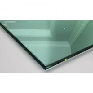 Зеркало 4 мм, цвет зелёный