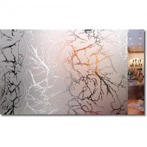 купить стекло Гранит 4 мм белый / бронза с доставкой в Киеве
