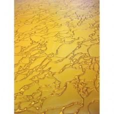 Дельта 4 мм Желтое Матовое