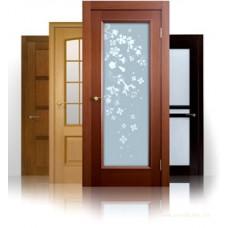 Стекло 4 - 6 мм для межкомнатных дверей